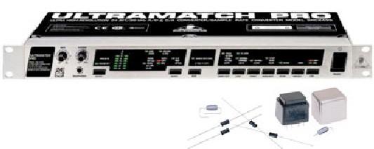Audiosmile Modified Behringer SRC2496