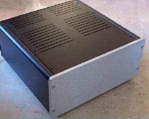 H2O AUDIO Signature 100 stereo amplifier review