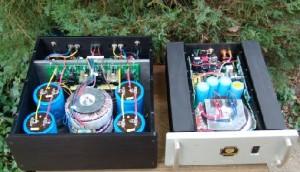 amplifiers inside