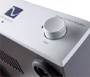 Trio C-100 Control Amplifier gain