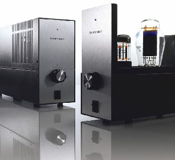Dignity Audio DA08SE SET Tube Amplifier review