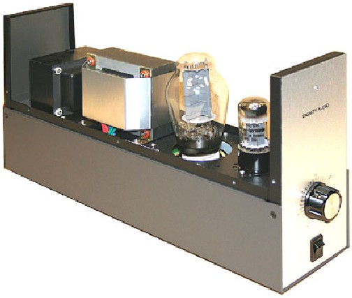 Dignity Audio DA08SE SET Tube Amplifier | Hi-Fi Systems