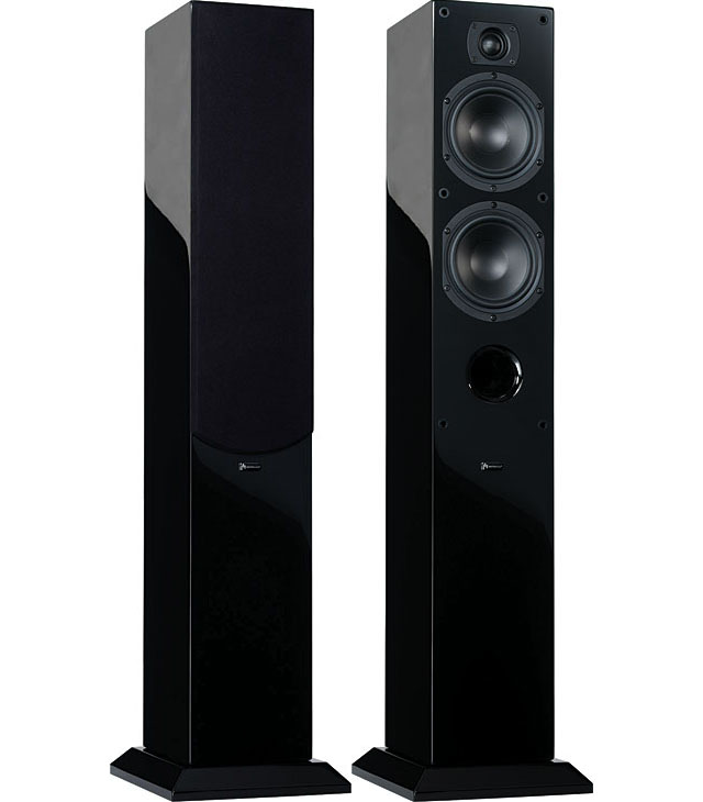 Aperion Audio Intimus 533-T Speakers
