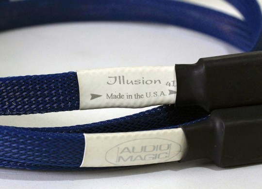 Audio Magic Illusion 4D Speaker Cable