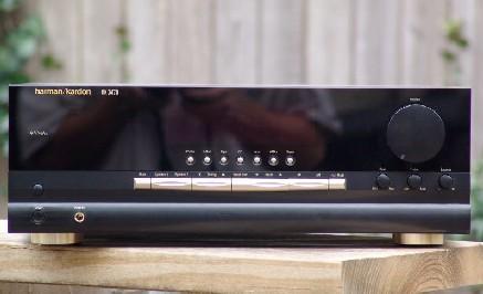 Harman Kardon 3470 Stereo Receiver front