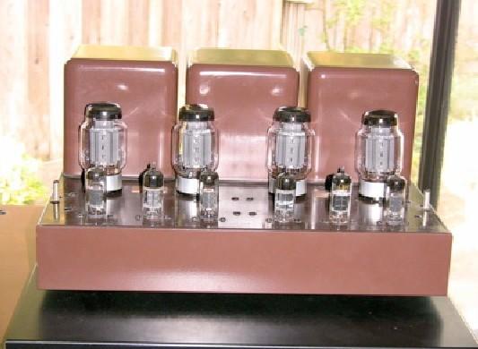 Harman Kardon Citation II Tube Amplifier