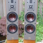 DALI Mentor 5 Tower Loudspeakers