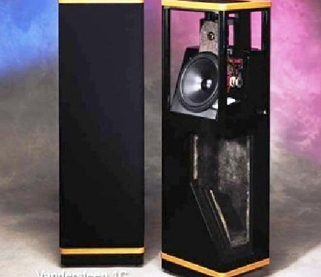 Vandersteen 1C Speakers