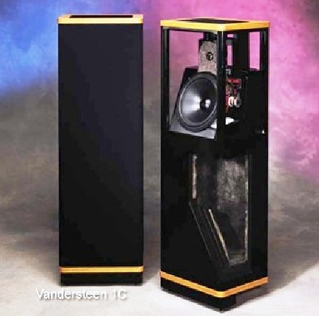 Vandersteen 1C Speakers review