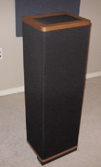 Vandersteen 1C Speakers   Hi-Fi Systems Reviews
