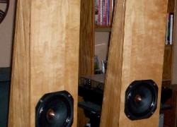 Audio Nirvana Super 8 DIY Loudspeaker System