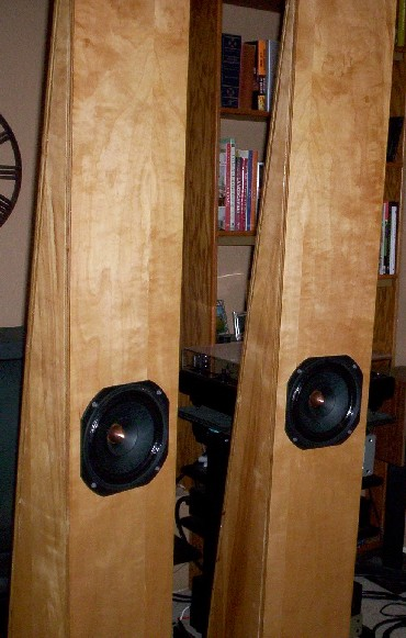 Audio Nirvana Super Eight DIY Loudspeaker System review