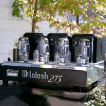 McIntosh MC275 Tube Amplifier (original 1960′s version)