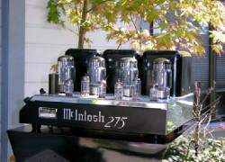 McIntosh MC275 Tube Amplifier (original 1960's version)