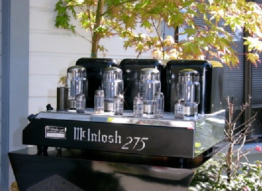 McIntosh MC275 Tube Amplifier (original 1960's version)