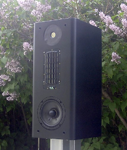 VMPS 626 JR Speakers review