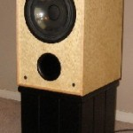 Spendor SP2/3e speakers