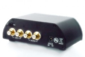 Oehlbach XXL Phono Pre Amplifier back