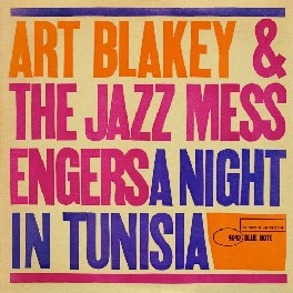 "Art Blakey and The Jazz Messengers, ""A Night in Tunisia"" Music Matters Jazz MM BST-4049  Vinyl Double 45 rpm Album"