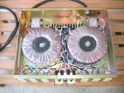 Monarchy Audio M150 2000 Watt AC Power Supply | Hi-Fi