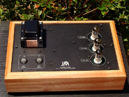 Juicy Music Tercel Phono Preamplifier review