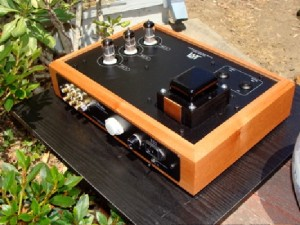 Juicy Music Tercel Phono Preamplifier