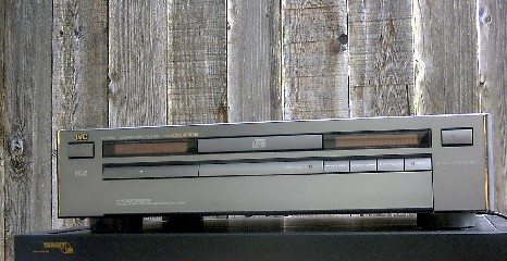 JVC XL-Z1050TN CD Player front