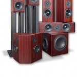 Totem Acoustic Mite 5.1 Home Theater w/ Storm Subwoofer