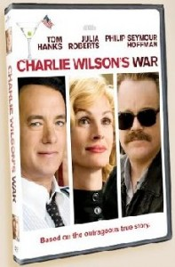 Charlie Wilson's War DVD box