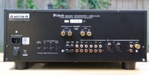McIntosh Laboratory MA6300 back