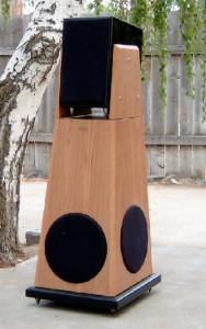 BESL Series 5 TMW Full Range Speakers review