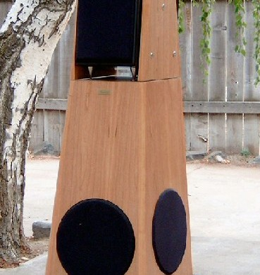 BESL Series 5 TMW Full Range Speakers