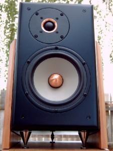BESL Series 5 TMW Full Range Speakers top