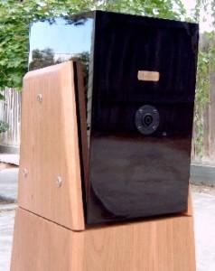 BESL Series 5 TMW Full Range Speakers back