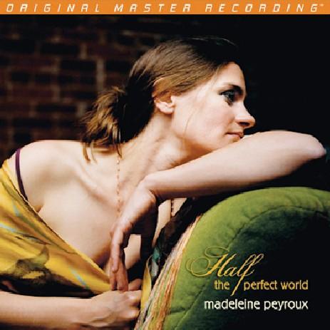 Madeleine Peyroux, Half the Perfect World cover