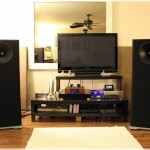 Emerald Physics CS2 Loudspeakers