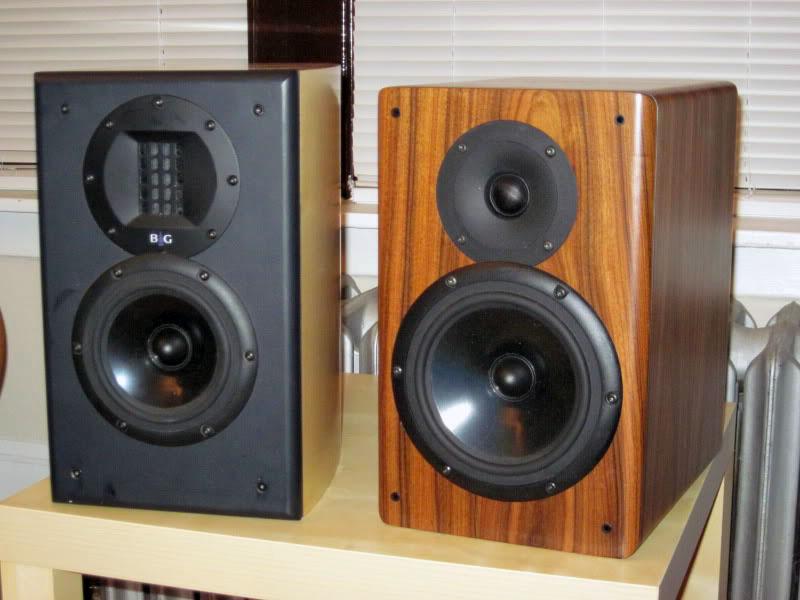 GR Neo 1-X speakers
