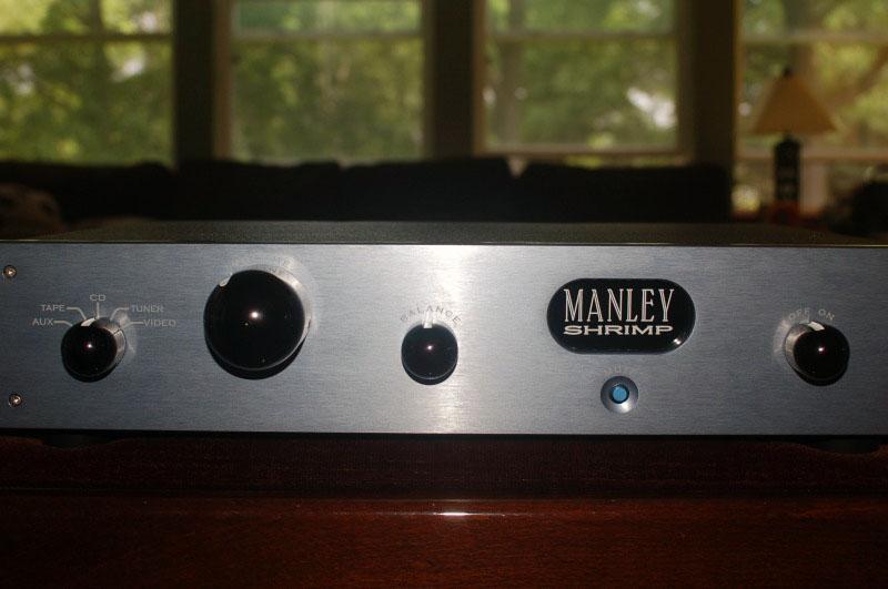 Manley Shrimp preamp