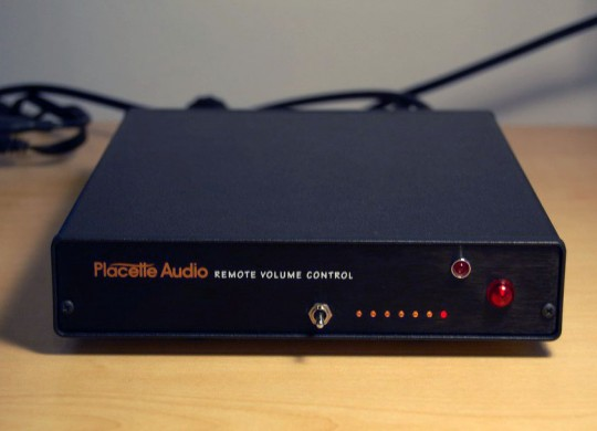 Placette Audio RVC Passive Pre: It Truly Gets Out of the Way