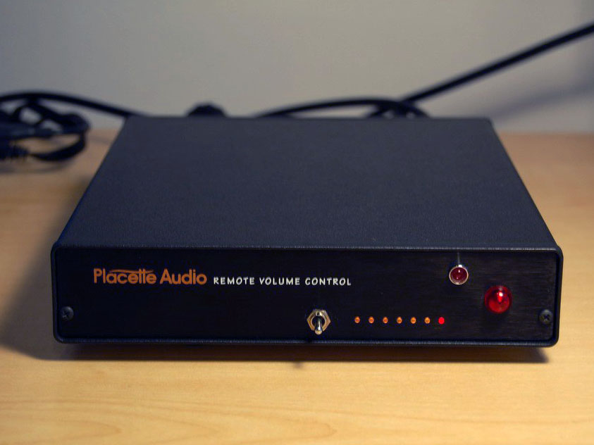 Placette Audio RVC passive preamplifier