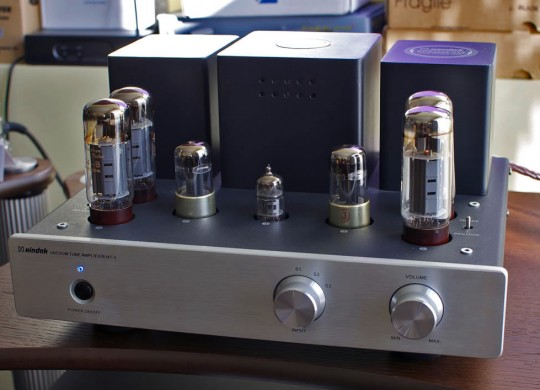 Xindak MT-3 Tube Stereo Integrated Amplifier | Hi-Fi Systems
