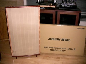 Acoustic Revive Acoustic Conditioner RWL-3 review