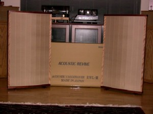 Acoustic Revive Acoustic Conditioner RWL-3 2