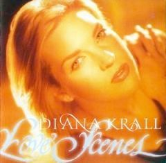Diana Krall's Love Scenes cover
