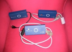 Blue Circle Power Line Product
