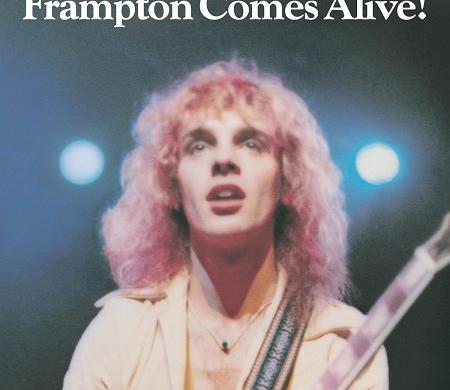 Peter Frampton, Frampton Comes Alive! Vinyl Album Reissue