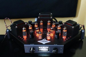 Manley Stingray amplifier