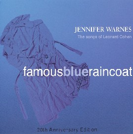 Jennifer Warnes, Famous Blue Raincoat