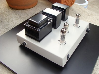 Almarro A205A Single-Ended Pentode Integrated Tube Amplifier review