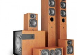 Aperion Audio 4T Two Channel and Hybrid 5.1 Speaker System